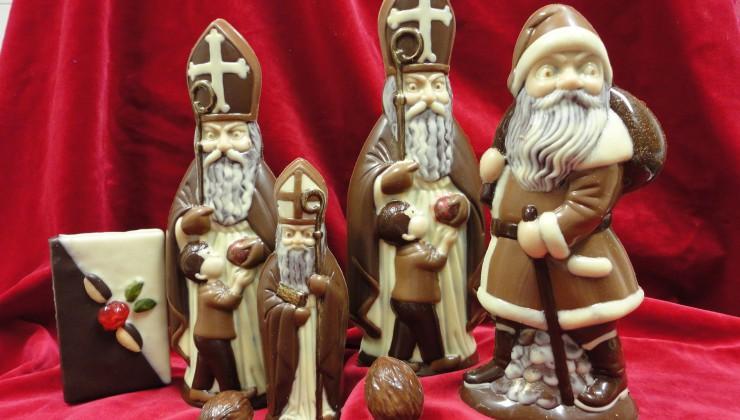 Feinste Schokolade zu Weihnachten